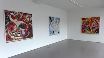Contemporary art exhibition, Rohan Wealleans, NOWON: The Return at Hamish McKay, Wellington