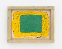 Sat G (square) by Alvaro Barrington contemporary artwork painting