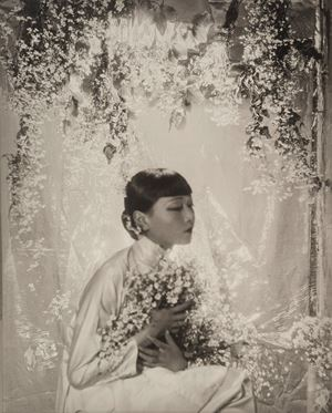 Anna May Wong by Cecil Beaton contemporary artwork