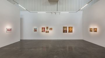 Contemporary art exhibition, Farhad Ahrarnia, The Lacemaker at Lawrie Shabibi, Dubai