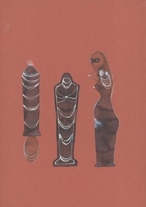 Venus Versus Venus #6 by Tara Marynowsky contemporary artwork