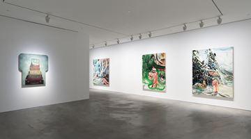 Contemporary art exhibition, Group Exhibition, Zhang Xiaogang, Mao Yan, Qiu Xiaofei at Pace Gallery, Hong Kong
