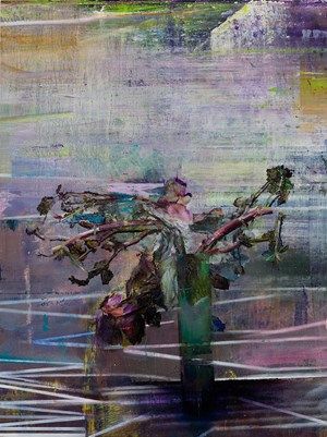 Hoax 28 by Justin Mortimer contemporary artwork