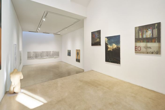 Exhibition view:Group Exhibition, Manners of Representation: A Piece of Cake, ONE AND J. Gallery, Seoul (17 December 2020–17 January 2021). Courtesy ONE AND J. Gallery. Photo: Euirock Lee.