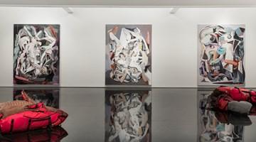 Contemporary art exhibition, Ben Quilty, Notes on Chaos at Tolarno Galleries, Melbourne