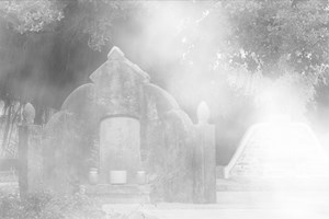 Mist for Deluge Spectre: Tomb I by Chien-Chung Ding contemporary artwork