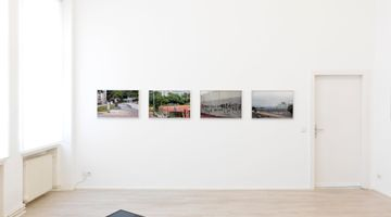 Contemporary art exhibition, Elisabeth Neudörfl, Out in the Streets at Barbara Wien, Berlin