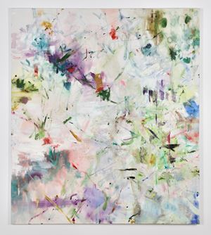 untitled (what painting can paint) by Heike-Karin Föll contemporary artwork
