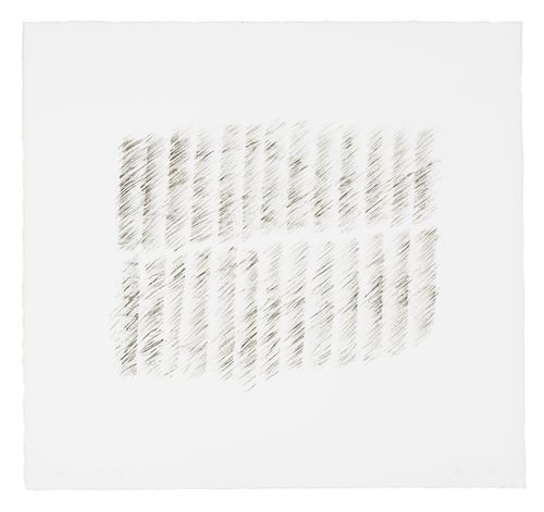 Lithograph by Kim Lim contemporary artwork