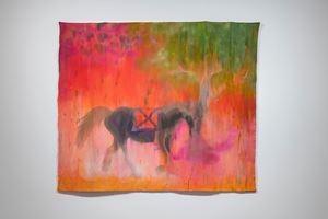 Westward Shrinking Hours Pt. II by Sedrick Chisom contemporary artwork