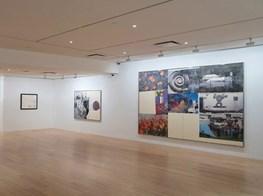 Robert Rauschenberg at De Sarthe Gallery, Hong Kong