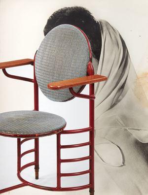 Parisy Relief by Linder contemporary artwork