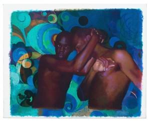 Lauschen by Akos Birkas contemporary artwork