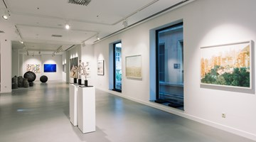 Contemporary art exhibition, Group Exhibition, the approach at Gazelli Art House, Baku