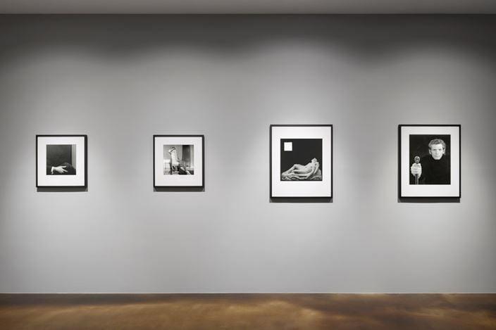 Exhibition view: Robert Mapplethorpe,Robert Mapplethorpe: More Life, Kukje Gallery K2, Seoul (18 February–28 March 2021). Courtesy Kukje Gallery.
