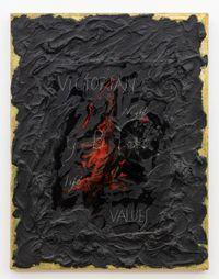 Grievous Bodily Harm by Derek Jarman contemporary artwork painting