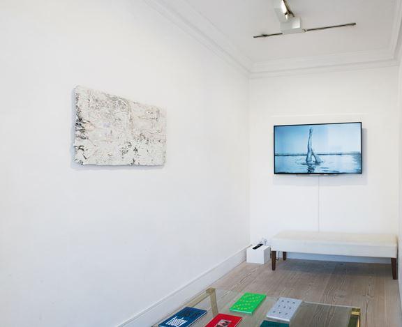 Exhibition view: Giovanni Ozzola, 1982, Gazelli Art House, London (12 April–18 May 2019). Courtesy Gazelli Art House.