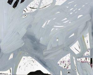 Wild Grasses by Lin Chun-Ju contemporary artwork