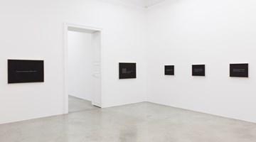 Contemporary art exhibition, Sophie Calle, Two projects: 'Parce que' & 'Souris Calle' at Perrotin, Paris