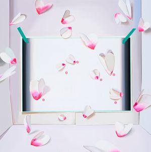 Falling Petals by Suyeon Kim contemporary artwork