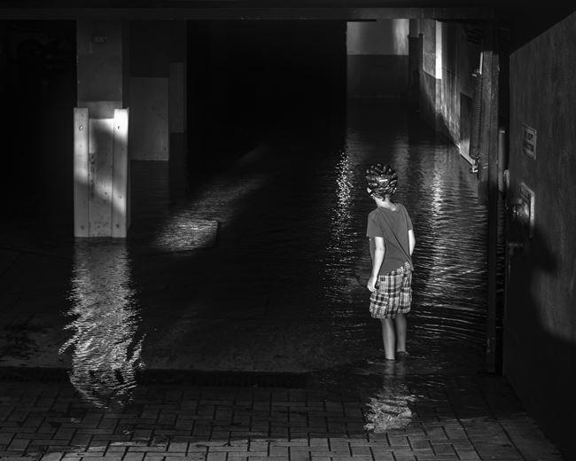 Flooded Garage by Anastasia Samoylova contemporary artwork