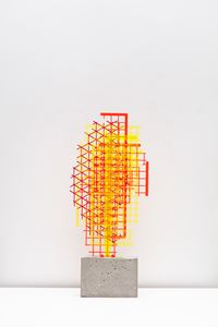 Inter - Concreto (IC11 ) by David Batchelor contemporary artwork sculpture