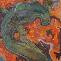 Strange Fruit by Michael Armitage