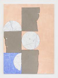 Moontower by Sam Moyer contemporary artwork mixed media