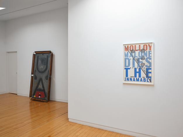 Exhibition view: Denis O'Connor, Double Kiss, Two Rooms, Auckland (5 February–6 March 2021). Courtesy Two Rooms.