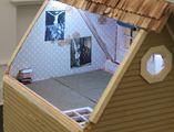 Shibusawa's House by Richard Hawkins contemporary artwork 9