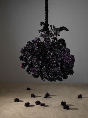 Untitled #1408 (The Lost Landscape) by Petah Coyne contemporary artwork