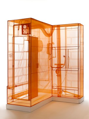 Boiler Room: London Studio by Do Ho Suh contemporary artwork