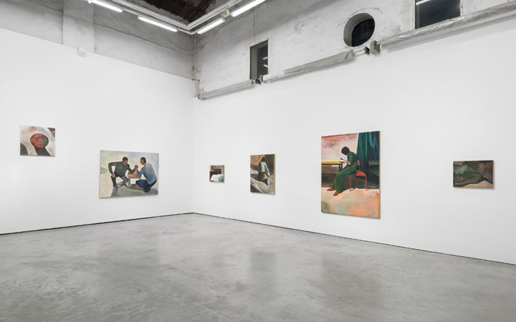 Exhibition view: Group Exhibition, Decoherence, ShanghART Gallery, Shanghai (25 November-5 February 2017). Courtesy ShanghART Gallery, Shanghai.