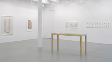 Contemporary art exhibition, Channa Horwitz, Channa Horwitz at Lisson Gallery, New York