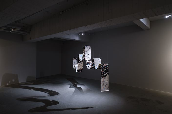Exhibition view: Group exhibition,Florae – The Women Artists : The Special Project for MSAC 10th Anniversary III, Mind Set Art Center, Taipei (7 November–19 December 2020). Courtesy Mind Set Art Center.
