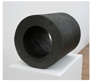 Röhre aus Gummi by Peter Fischli / David Weiss contemporary artwork