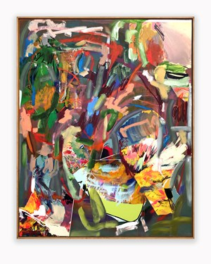What Part Of Me by Michael John Kelly contemporary artwork