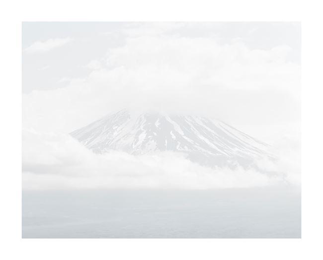 Aequilibrium VII (Mount Fuji) by Robert Voit contemporary artwork