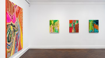 Contemporary art exhibition, Kazumi Nakamura, Solo Exhibition at Blum & Poe, New York