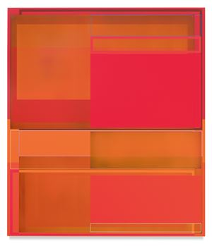 Space Heater by Patrick Wilson contemporary artwork