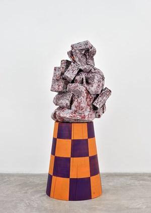 Rest Less by Arlene Shechet contemporary artwork