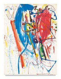 La Révision by Hans Hofmann contemporary artwork painting