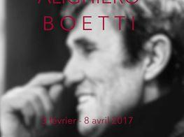 Alighiero Boetti | 2017 | Paris