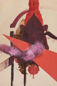 Eve by Elizabeth Neel contemporary artwork painting
