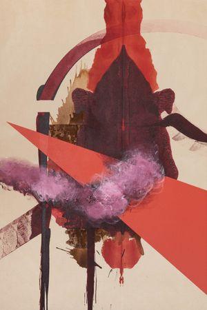 Eve by Elizabeth Neel contemporary artwork
