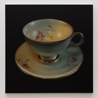 Teacup #14 by Robert Russell contemporary artwork painting