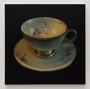 Teacup #14 by Robert Russell contemporary artwork