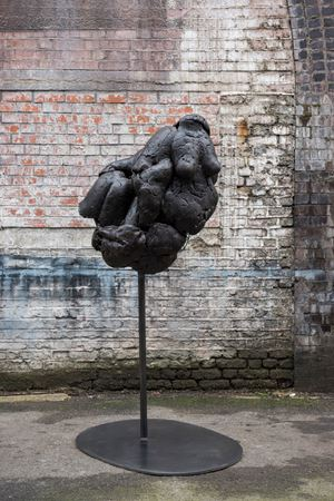 Deity No.3 by Kalliopi Lemos contemporary artwork