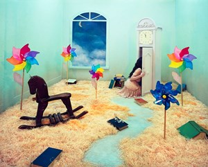 Childhood by JeeYoung Lee contemporary artwork