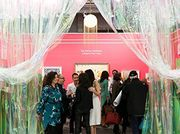 Revamped Armory Show draws praise and crowds